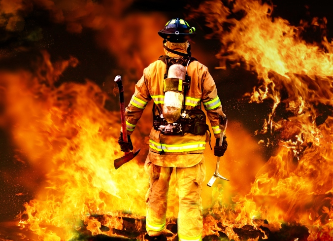 putting out fires hurts firefighters hearts i spy physiology blog